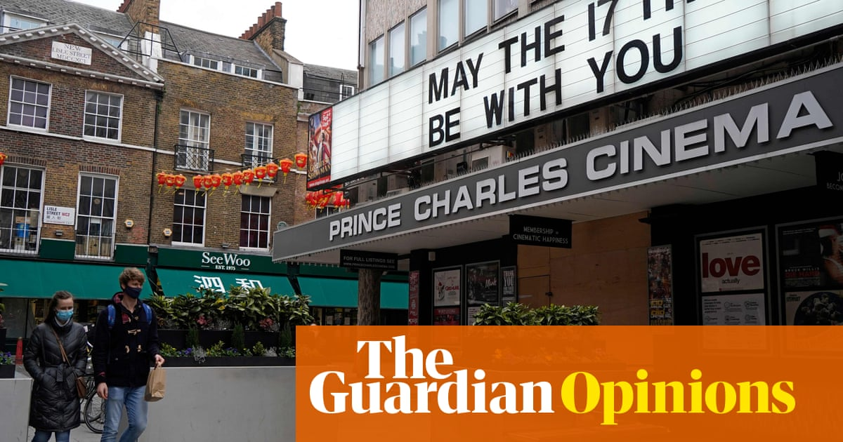 Can Britain's cinemas bounce back after lockdown?