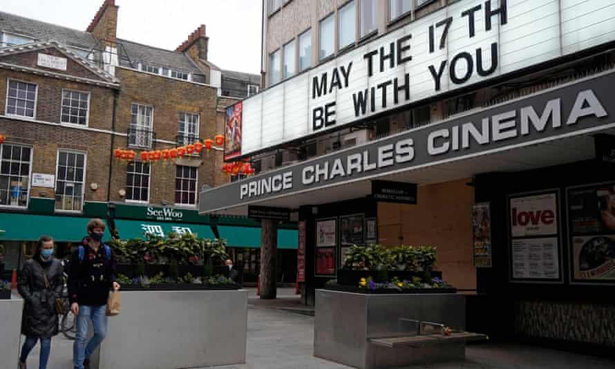 the prince charles cinema london