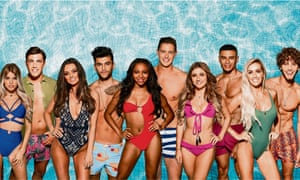 Contestants on Love Island from May 2018