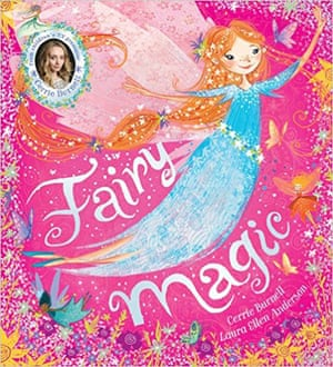 Fairy Magic (Scholastic) by Cerrie Burnell and Laura Ellen Anderson