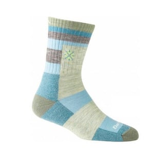 Darn Tough women's trekking sock promoted on the Buy for Life website.
