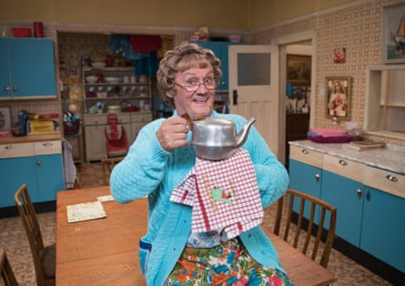The Irish have a number of opinions on Mrs Brown's Boys. All are correct.