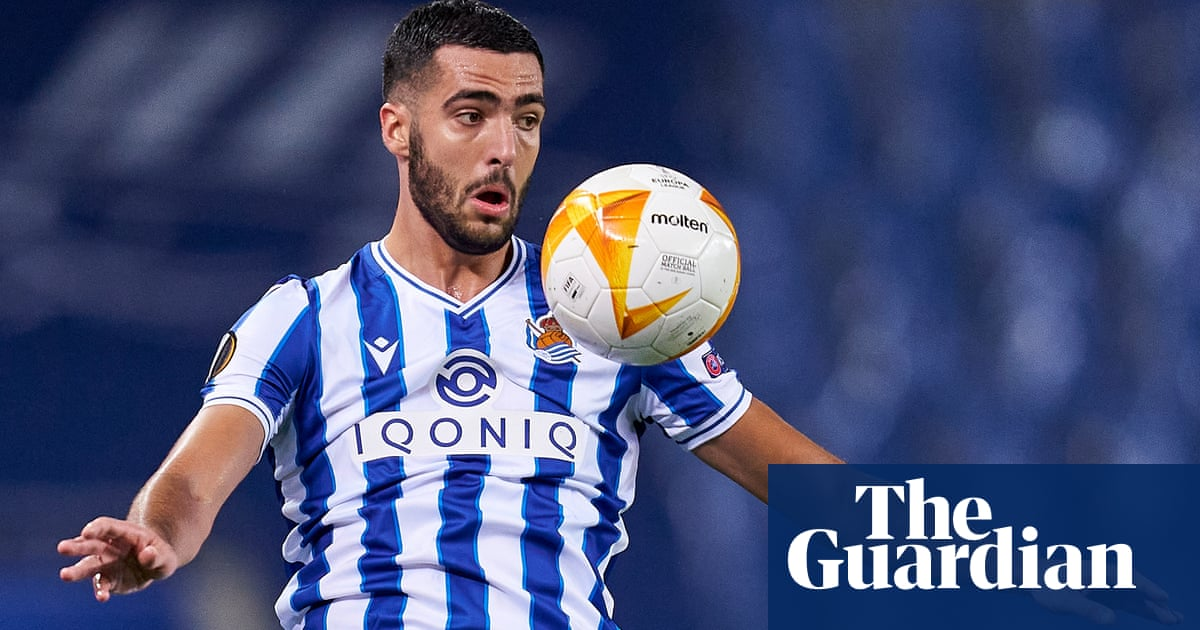Real Sociedads Mikel Merino: I am who I am because of the Premier League