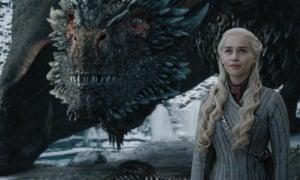 Game of Thrones Series 8 Episode 4 still.