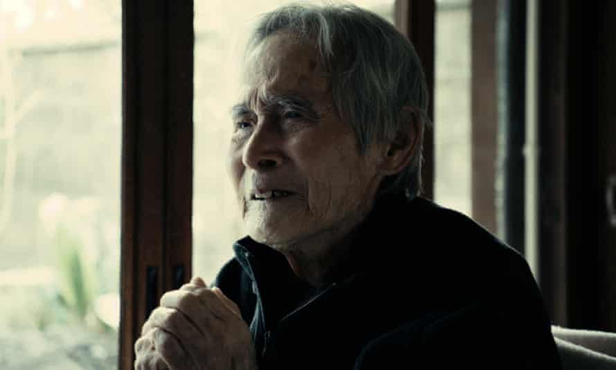 Army veteran Hajime Kondo in nominee Meiro Koizumi's The Angels of Testimony.