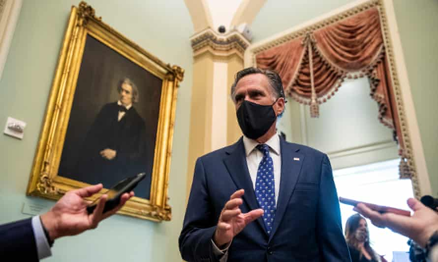 Mitt Romney: 'The world is watching America with abject horror.'
