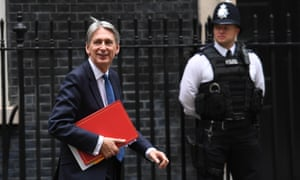 Philip Hammond is due to deliver his budget on 22 November.