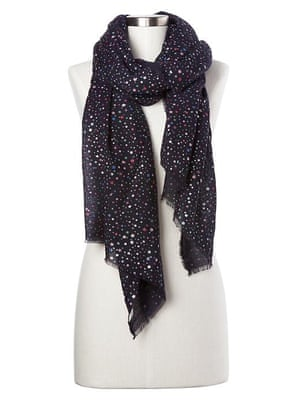 Scarf, £34.95 gap.co.uk