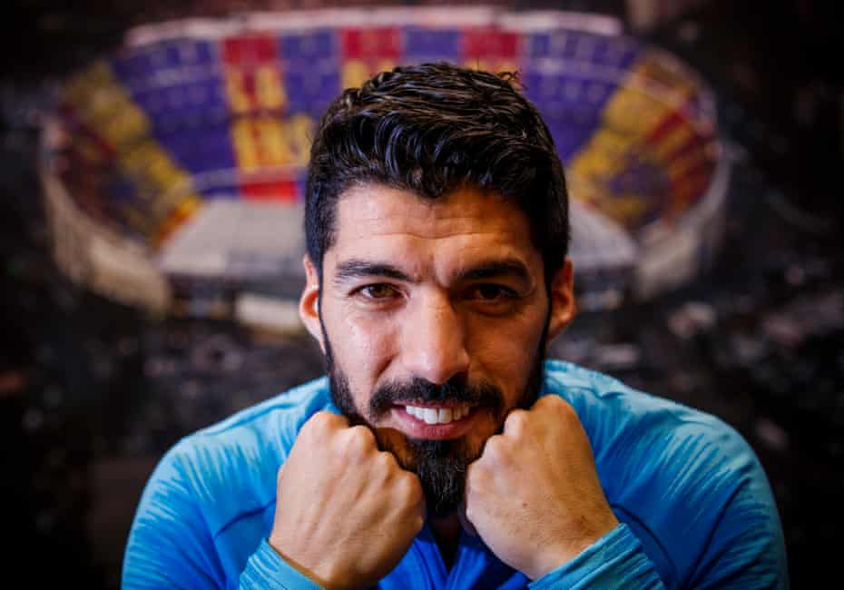 Luis Suárez: 'My kids never go to Champions League games but they want to go to this one.'