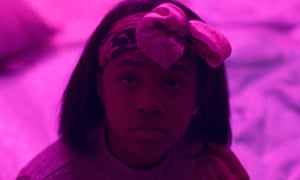 Taliah Lennice Webster in Good Time