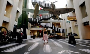 Museum of megadeaths ... History of Bombs at the Imperial War Museum.