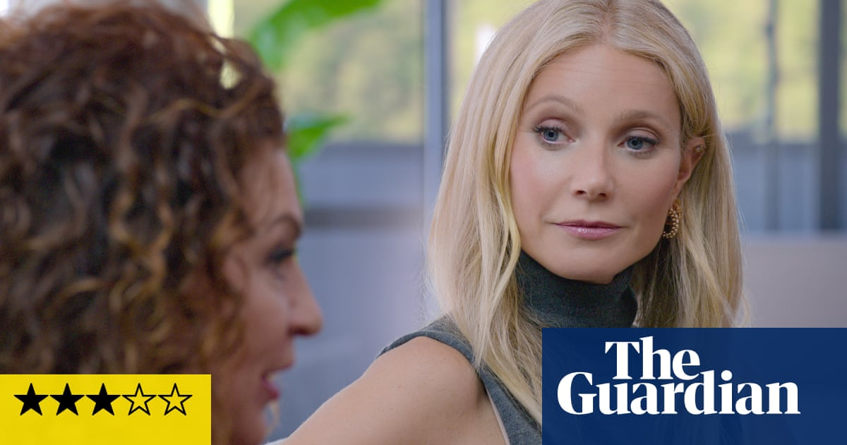 Sex, Love and Goop review – coming to a bedroom near you: Gwyneth Paltrow