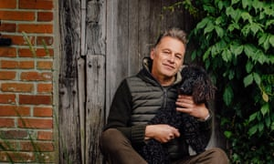 Chris Packham at home in the New Forest