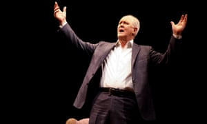 John Lithgow: Stories by Heart: 'As affable and daring as a dish of vanilla ice cream.'