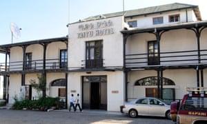 Taitu Hotel, Addis Ababa, Ethiopia.