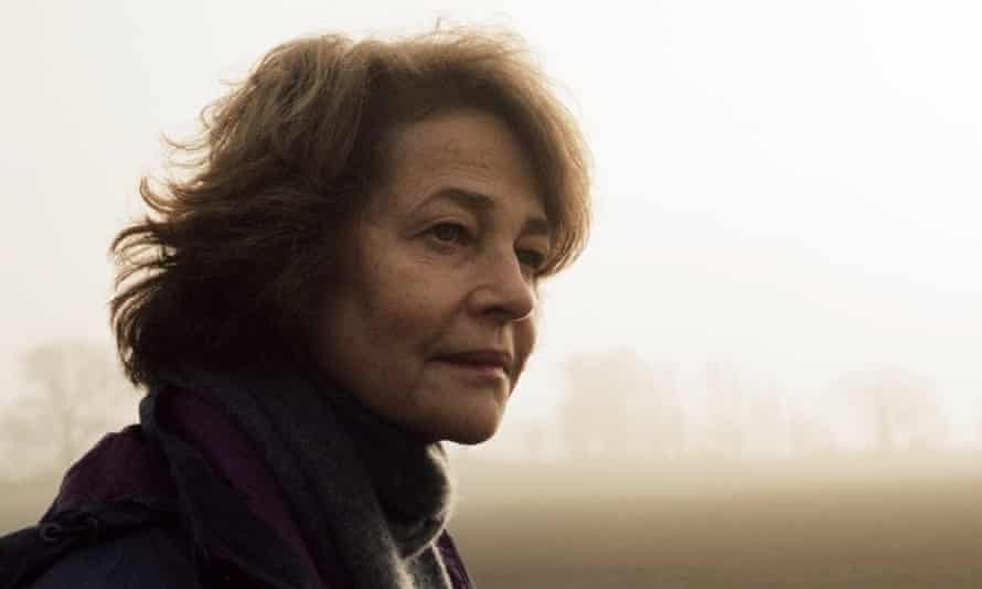 'These days, everyone is more or less accepted' ... Charlotte Rampling, in her Oscar-nominated role as Kate Mercer in 45 Years.