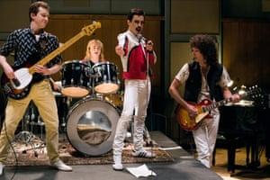 Bohemian Rhapsody review – Queen biopic will not rock you