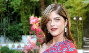 Selma Blair attends a charity event in Los Angeles.
