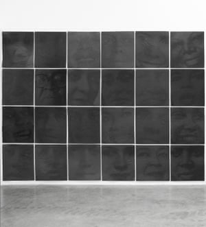 Samuel Levi Jones - Selection from 48 Portraits (Underexposed)