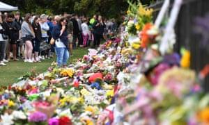 Christchurch shooting aftermath