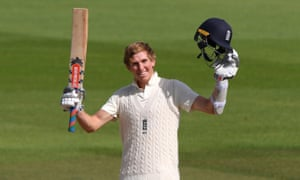 Zak Crawley's magnificent innings of 267 in the third Test looks to have earned him his first central contract for England.