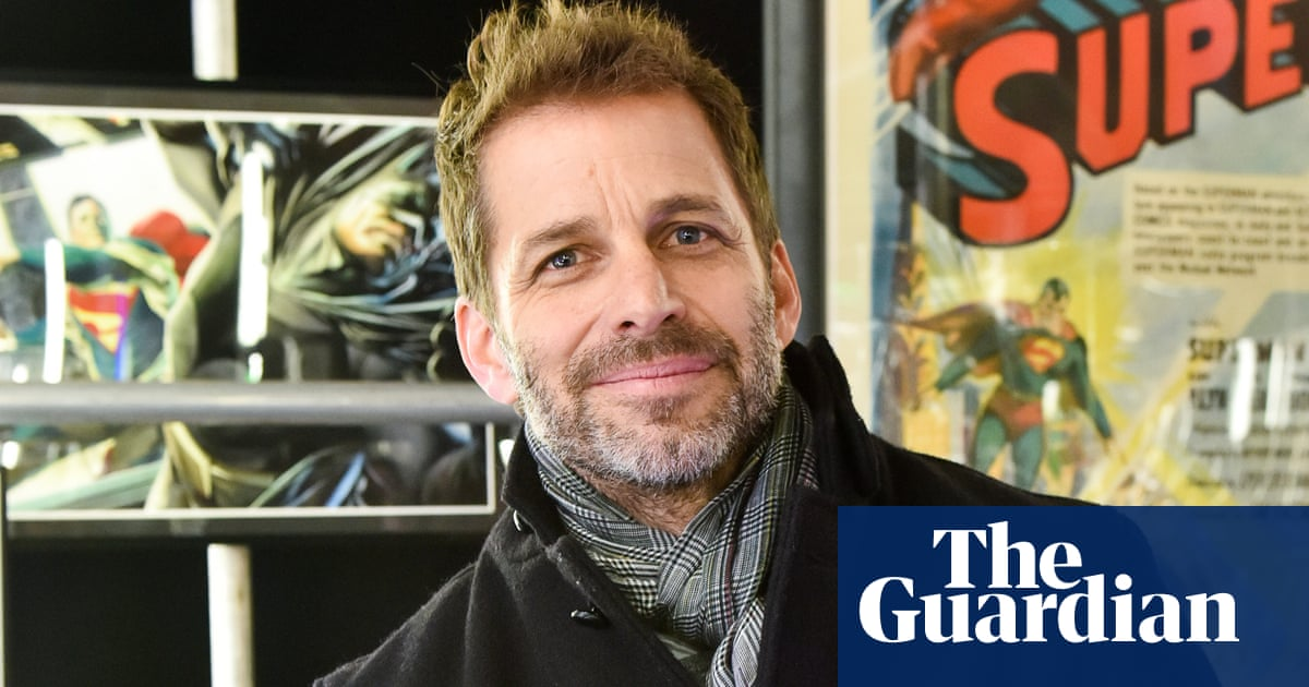 Justice League, zombies and Rod Stewart: post your questions for director Zack Snyder