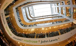 a1f7cb1d6345 John Lewis warns of steady reduction in staff as profits tumble ...