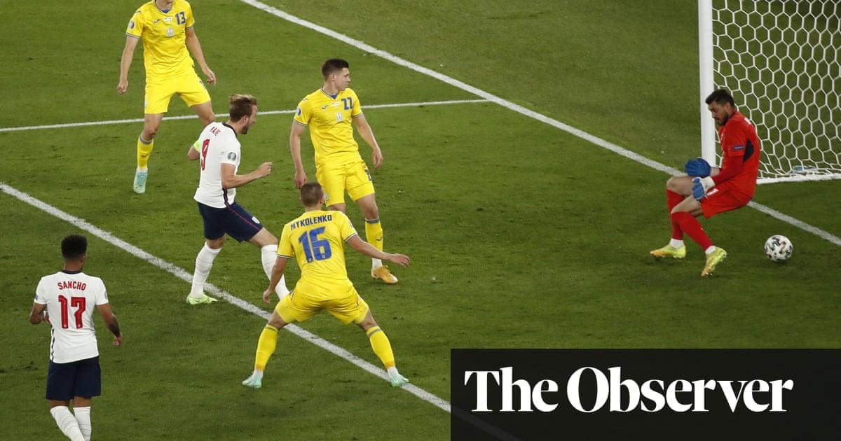 Revitalised Harry Kane turns England into powerful attacking machine   Barney Ronay