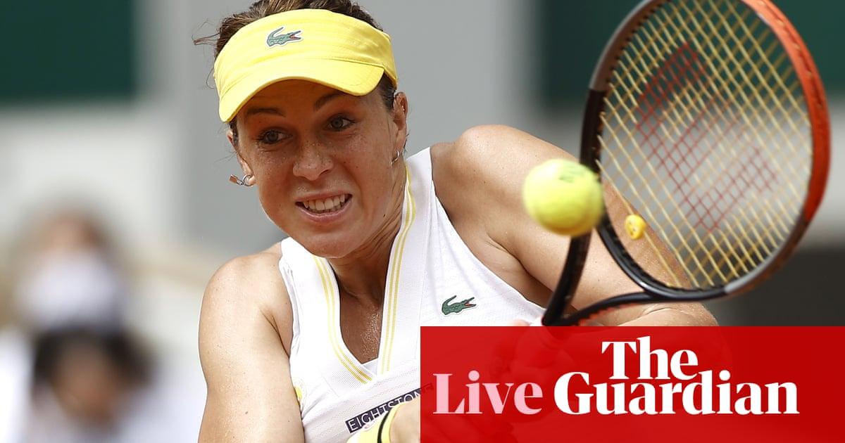 Barbora Krejcikova v Anastasia Pavlyuchenkova: French Open final goes to final set – live!