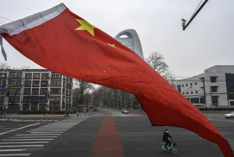 'The speed of China's military growth, its global cyber and intelligence infiltration, its use of money power to buy legitimate and illegitimate influence in countries all around the world – all these factors are irrevocably changing how we must deal with Beijing.'