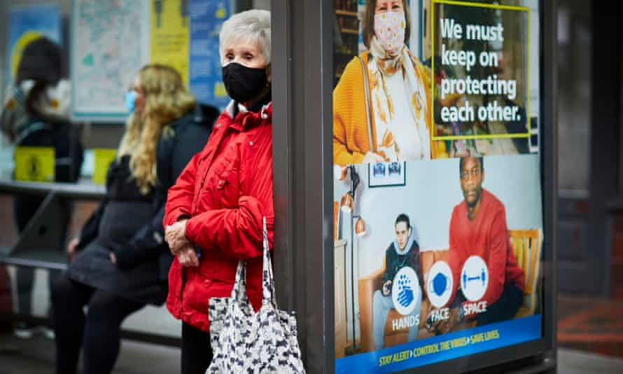 Nottingham city centre as a tighter lockdown in the city comes into force. Sage made five recommendations in September to stop the spread of coronavirus but only the advice to work from home became policy.