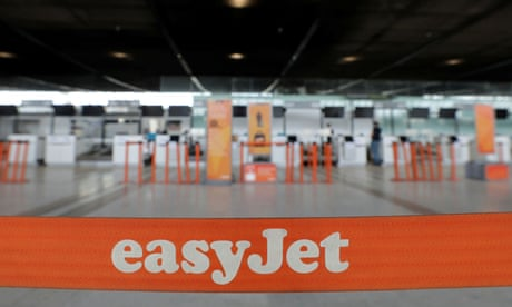 EasyJet to cut up to 30% of workforce, shrink fleet amid Covid-19 crisis - business live