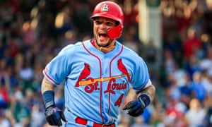 Yadier Molina brings plenty of experience for the Cardinals behind the plate