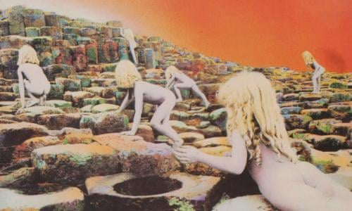 Facebook reverses ban on Led Zeppelin album cover featuring