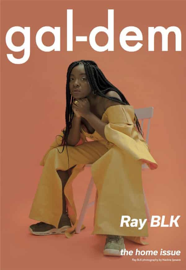 The second print issue of gal-dem