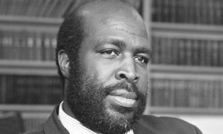 Lincoln Crawford was a member of Lord Scarman's legal team that looked into the Brixton riots of 1981