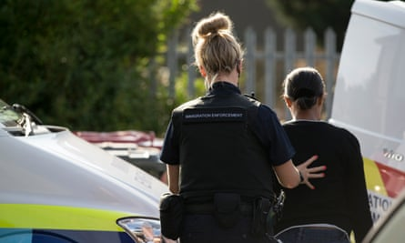 There are fears the disclosure about migrant victims of crime being handed over could discourage others from coming forward.