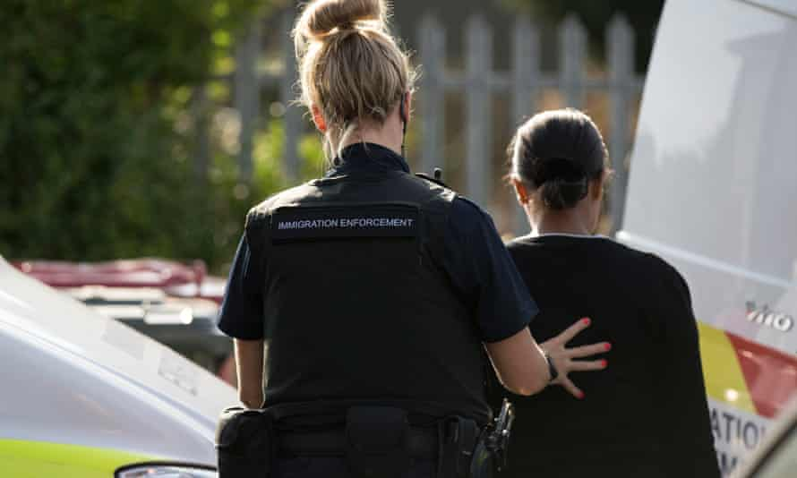 Use of the section 322(5) clause by the Home Office has been condemned as 'truly wicked' and 'an abuse of power'.
