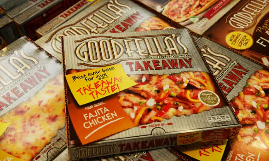 Boparan also owns the Goodfella's pizza company.