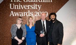 Internationalisation award winner: University of Worcester. The University of Worcester has fostered a global reputation in inclusive sport