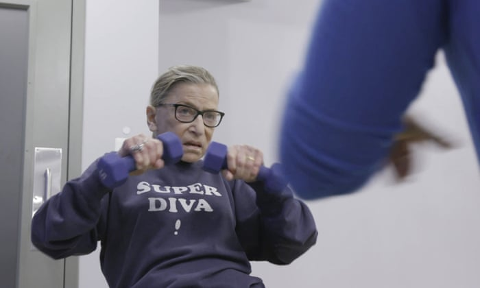 A Tremendous Legacy Capturing The Life Of Ruth Bader Ginsburg On Film Film The Guardian