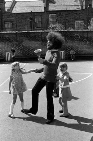 Brian Simons, William Patten School, 1977
