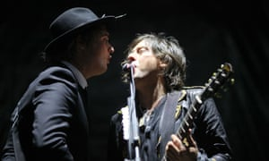 The Libertines in Moscow