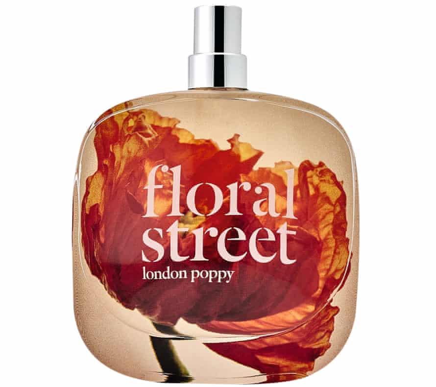 Floral Street London Poppy fragrance