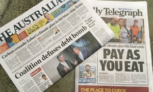 News Corp papers