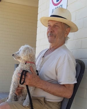 Leo Generaux, who has been evacuated twice in three days, is not sure yet if he has a home to return to