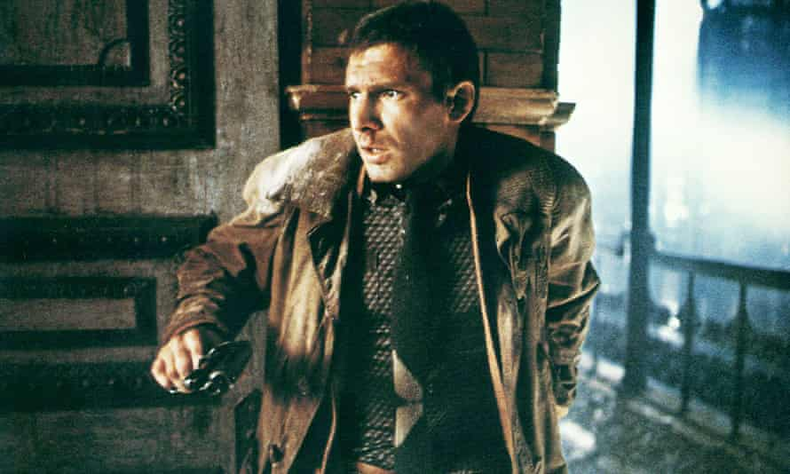 Like Harrison Ford's Deckard in Ridley Scott's Blade Runner we realise with horror that we are the problem. Photograph: Sportsphoto Ltd/Allstar