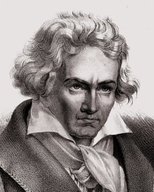 Ludwig Van Beethoven … influenced by gloomy atmospheric conditions?