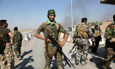 US military rushes to defuse looming crisis in Kirkuk after Iraqi army advances