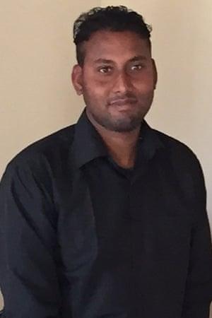Abu Taleb from Bangladesh